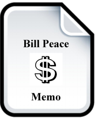 bill-peace-memo