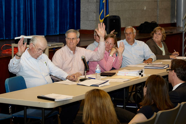 board of finance approves purchase of the preserve