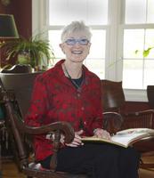 Poet Patricia O'Brien
